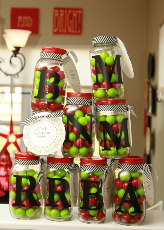 Christmas Craft Ideas For Gifts For Adults Part - 37: Food Gifts